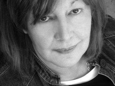 Ann Charney, by. Joyce Ravid