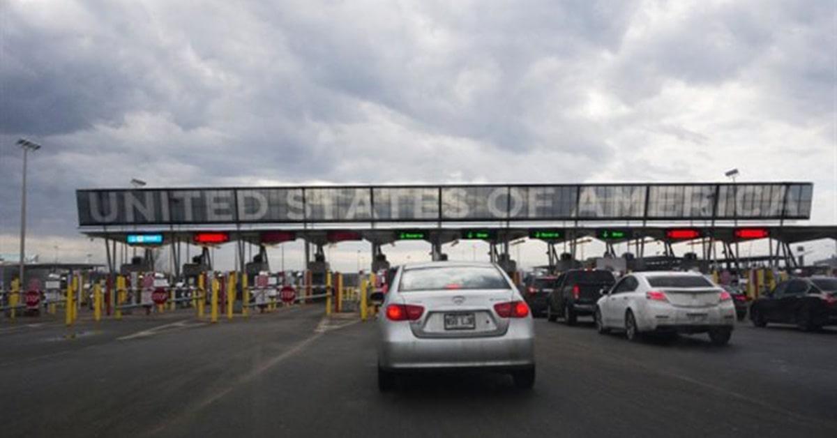 U.S. Canada land border to open Nov 8th