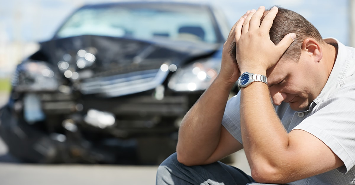 What should I do after a car accident?