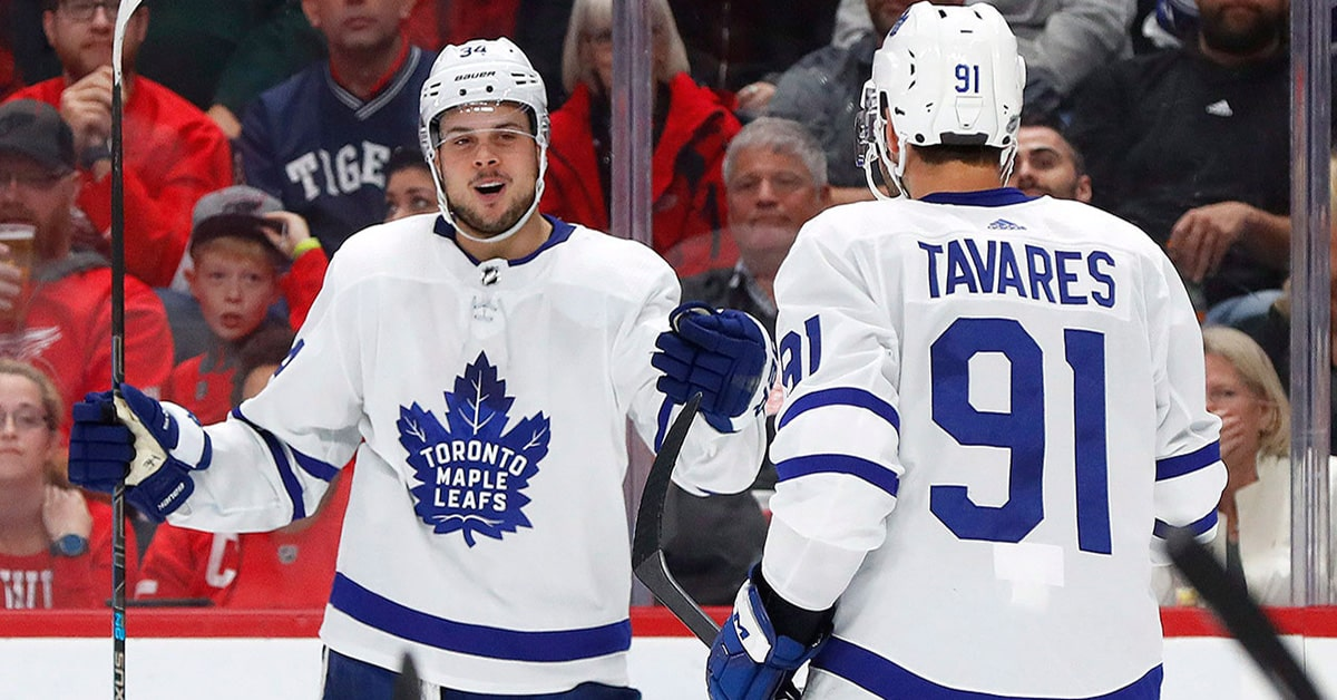 Toronto Maple Leafs – 5 reasons to love them