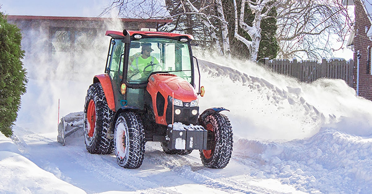 How to hire a snow removal company
