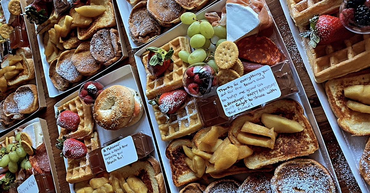 brunchbox.mtl just made Montreal weekends more delicious!