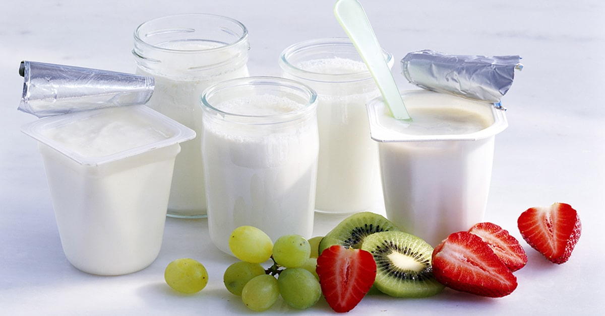 What is the difference between Greek yogurt and regular yogurt?