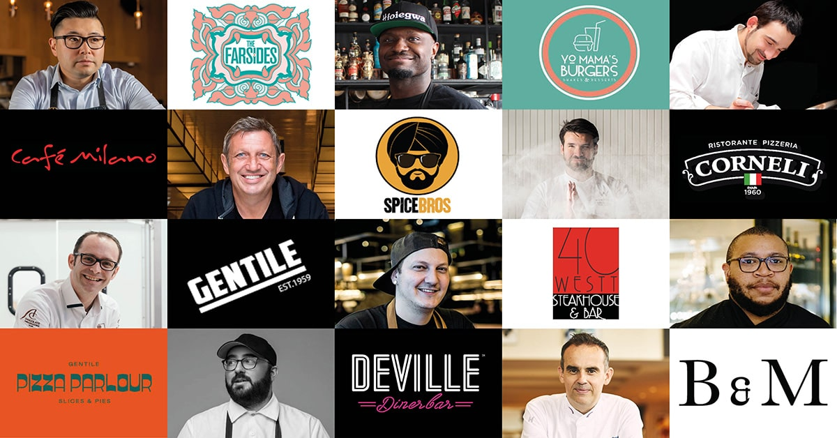 Attention Mtl foodies: Canada's best chefs combined with 10 Montreal restaurants create #ChefsÀEmporter