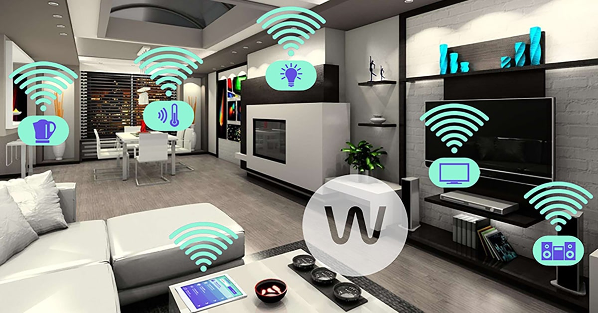 Making a smart house – Top five useful electronic devices for the home