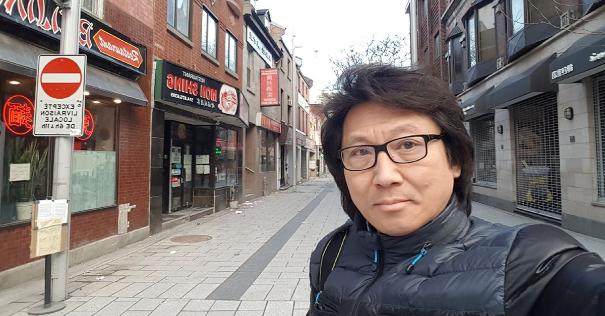 """Jimmy Chan delivers wake-up call with new documentary """"Saving Chinatown"""""""