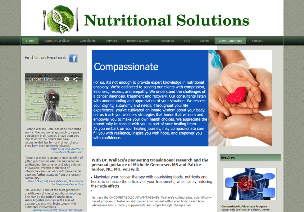 Nutritional Solutions - North Logan, UT