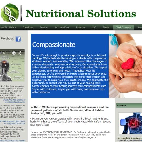 Nutritional Solutions - North Logan, UT