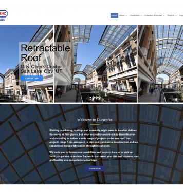 Ducworks – New Ducworks Site