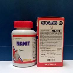 bổ khớp glucosamin Nanit