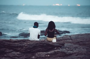 Lovers-on-the-beach