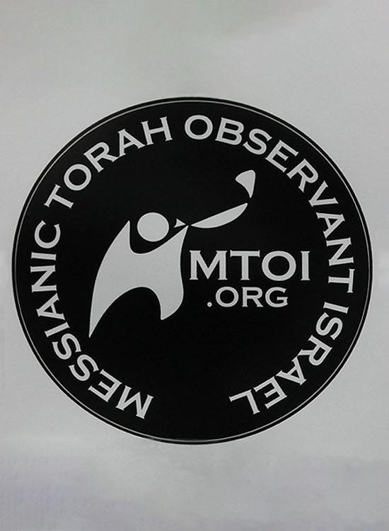 MTOI Sticker Window Decal