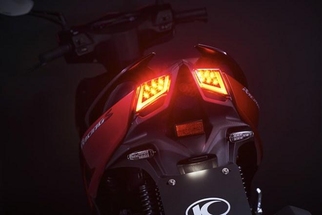 KYMCO Racing S 125
