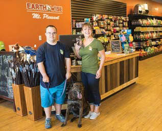 EarthWise Pet Store