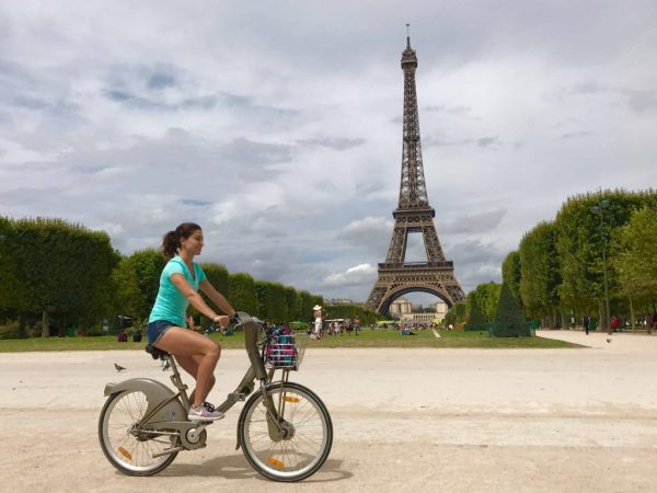 bici paris mtraining