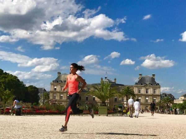jardin de luxemburg running mtraining