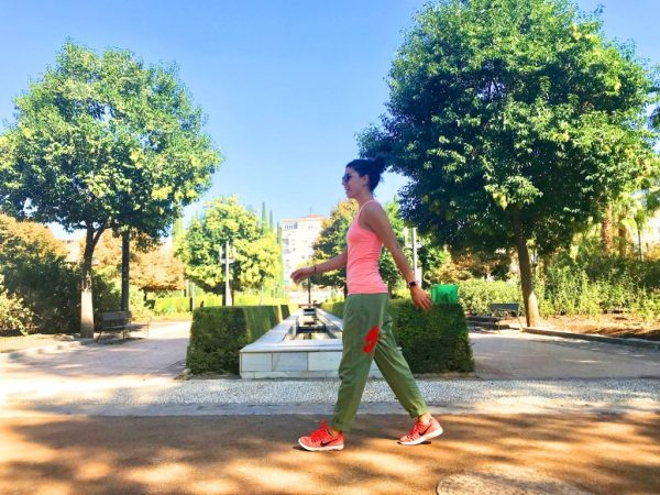 andar walking mtraining
