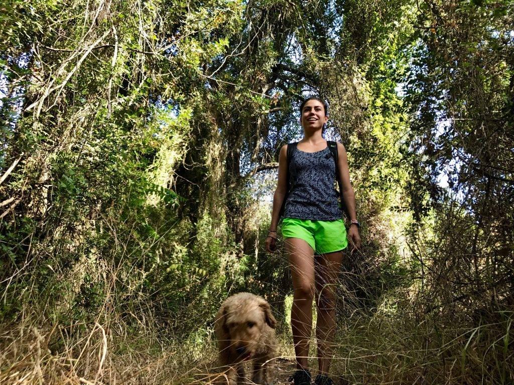 trekking mtraining Andar o correr