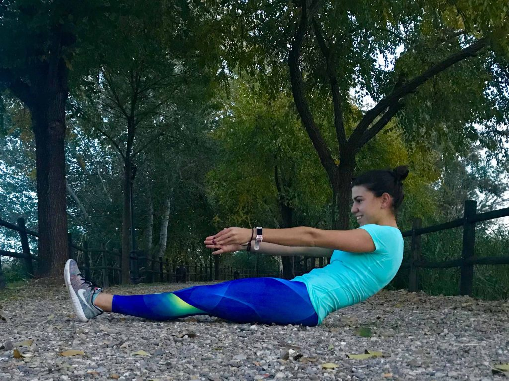 Roll up pilates mtraining minerva Pilates