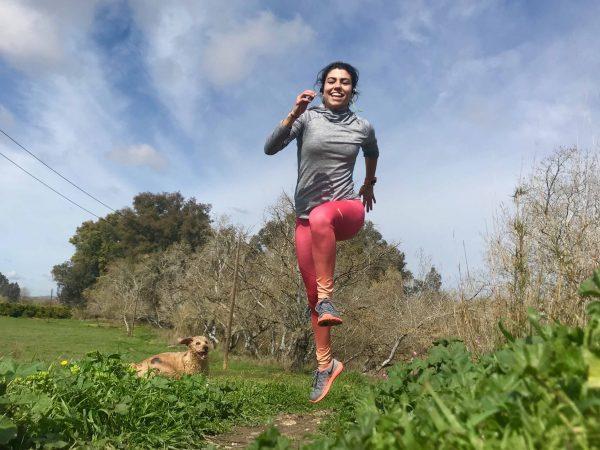 correr con tu mascota mTraining