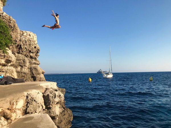 salto-acantilados menorca mtraining