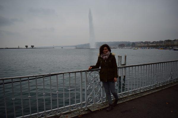 Jet d'eaux Geneve