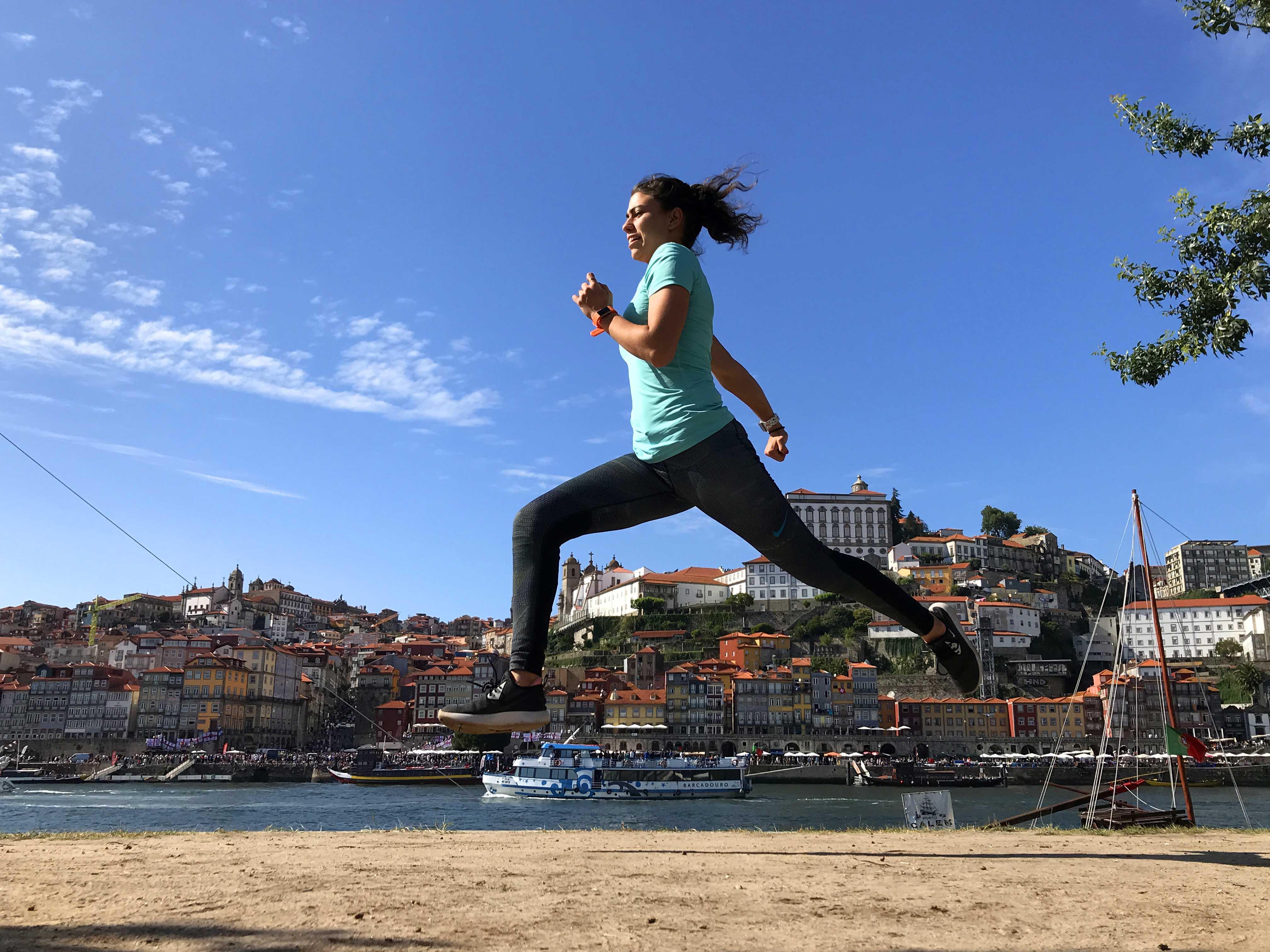 running oporto mtraining