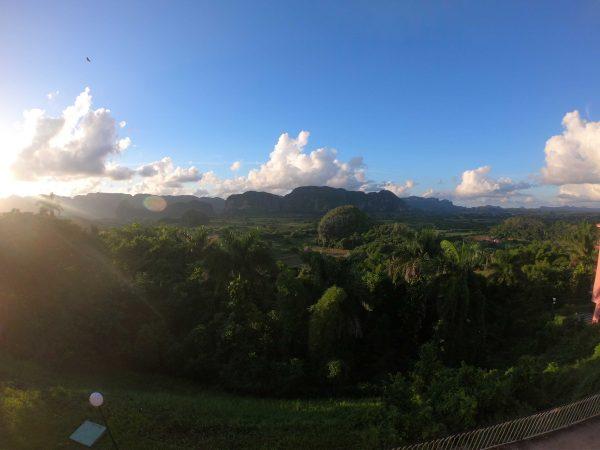 mirador de los jazmines Ruta en Bicicleta por Viñales Cuba