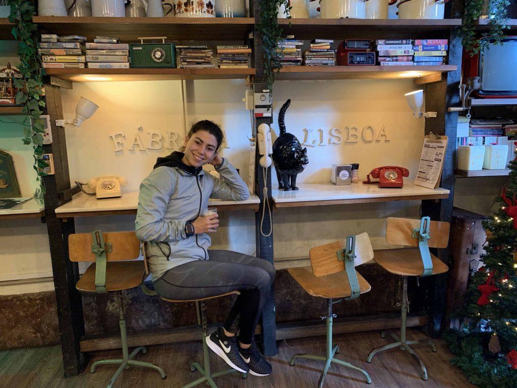 fabrica Lisboa healthy desayuno