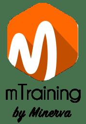 Logo mtraining by minerva margen