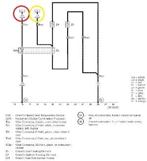 Bentley wiring diagram  I don't get it  AudiWorld Forums