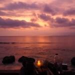 【バリ島旅行:2】人気のRock Bar(ロックバー)でビール&インド洋のサンセットを堪能