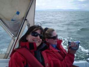 starting yachting in ireland