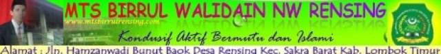 Mts Birrul Walidain NW Rensing