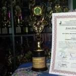 MTs Birrul Walidain NW Rensing Tsabiwa Juara 1 Tilawatil Quran Putri di Ligarda III Se Lotim