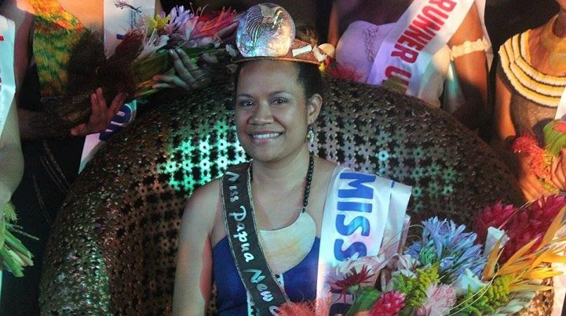 PAPUA NEW GUINEA WINS MISS PACIFIC ISLANDS PAGEANT FOR THE FIRST TIME