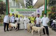 Hindari Kerumunan, MTsN 3 Malang Salurkan Hewan Qurban Pada Desa Sekitar