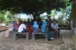 Halaman Kebun Madrasah