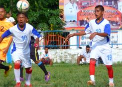arsad maine (striker) MTsN Kalabahi