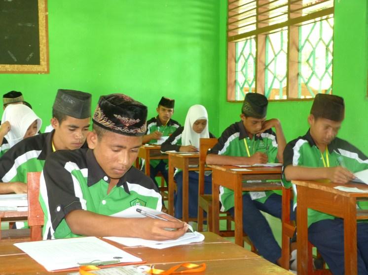 fokus ujian bahasa arab