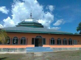 Masjid Nurul Mujahidin Tamemng
