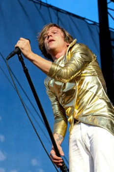 Cage the Elephant performs at Which Stage at the 2014 Bonnaroo Music and Arts Festival on Saturday, June 14, 2014. (MTSU Sidelines/Matt Masters)