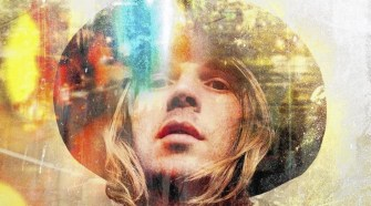 "The album artwork for Beck's ""Morning Phase"" (FILE)"