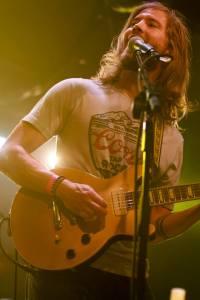 Nashville-based Moon Taxi headlines MTSU's homecoming concert on Oct. 2, 2013. (MTSU Sidelines/Brett Turner)