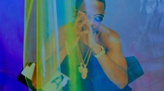 "The album artwork for Big Sean's ""Hall of Fame"" (FILE)"