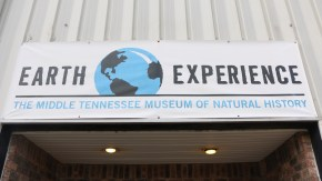 Earth Experience: The Middle Tennessee Museum of Natural History is located at 816 Old Salem Road in Murfreesboro and is open Thursday to Saturday from 11 a.m. to 4 p.m. (Sidelines/Connor Burnard)