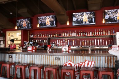 Party Fowl boasts over 24 beers on tap in Murfreesboro, Tenn. starting Dec. 26, 2017. (Victoria Leuang / MTSU Sidelines)