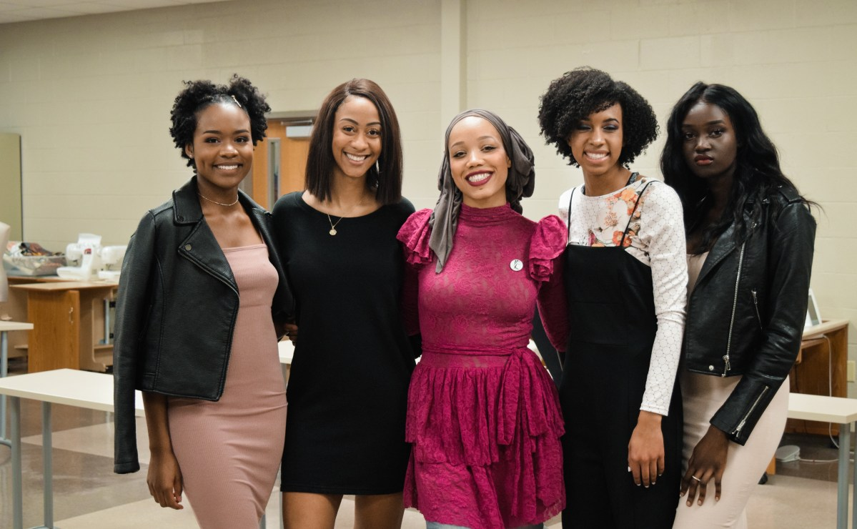 Photos: MTSU'S Nashville Fashion Alliance chapter puts on first fall fashion show