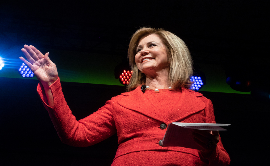 'Not You': Is Marsha Blackburn a champion for women in Tennessee?