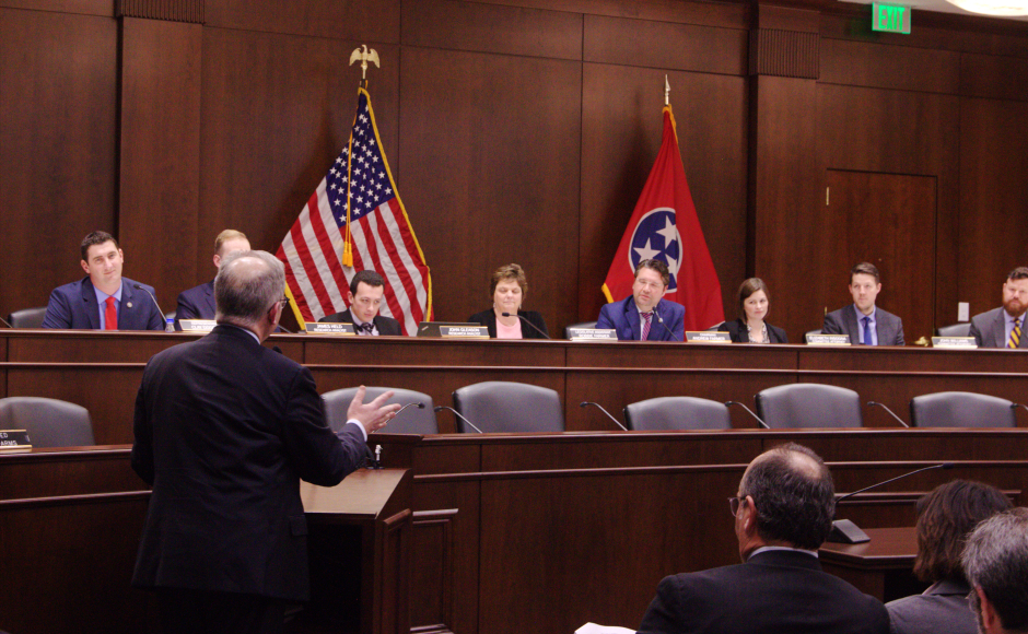 Limits on community oversight boards pass in TN House subcommittee despite pleas from Nashville mayor, Knoxville police chief